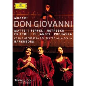 Don Giovanni (Formato DVD)
