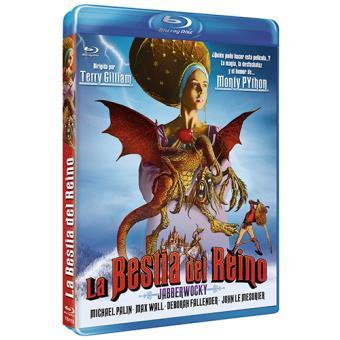 La bestia del reino - Blu-Ray