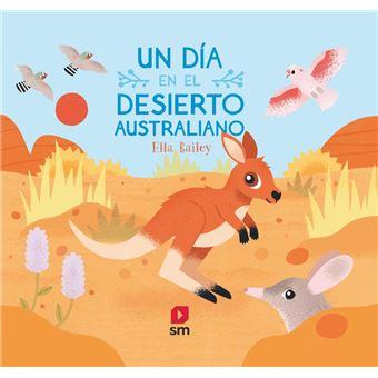 Un día en el desierto australiano