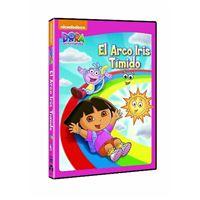 Dora la Exploradora: El arco iris tímido - DVD