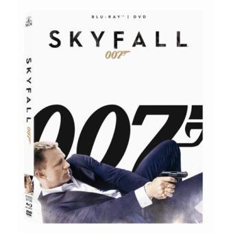 007: Skyfall - Blu-Ray + DVD