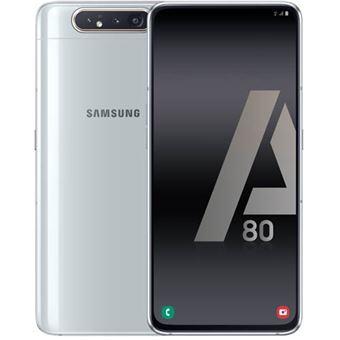 Samsung Galaxy A80 6,7'' 128GB Plata