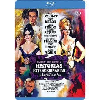 Historias extraordinarias - Blu-Ray