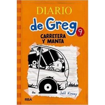 Diario de Greg 9 - Carretera y manta