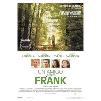 Un amigo para Frank - DVD