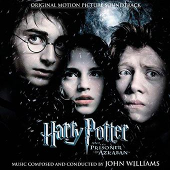 Harry Potter and The Prisoner of Azkaban B.S.O. - 2 vinilos