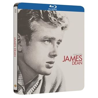 Colección James Dean - Steelbook Blu-Ray