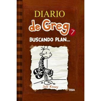 Diario de Greg 7 - Buscando plan