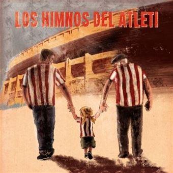 Los Himnos del Atleti - CD + Libro