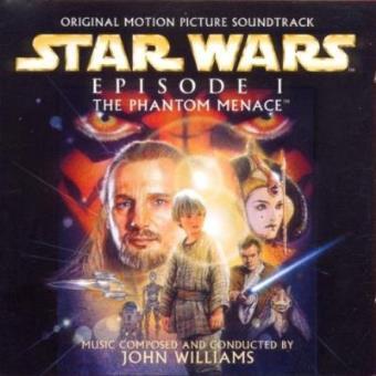 Stars Wars I: Phantom Menace (B.S.O.)