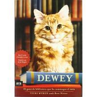 Dewey. El gatet de biblioteca que ha commogut el món