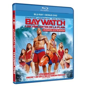 Baywatch: Los vigilantes de la playa - Blu-Ray + DVD