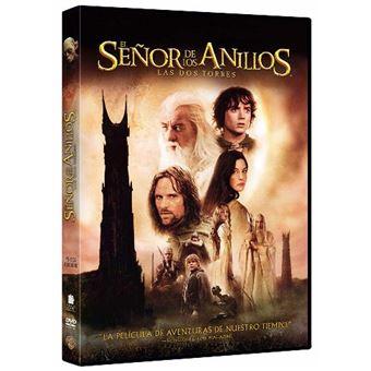 El Señor de los Anillos 2: Las dos torres - DVD