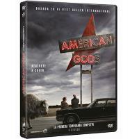 American Gods  Temporada 1 - DVD