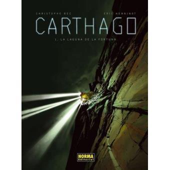 Carthago 1 La laguna de la fortuna
