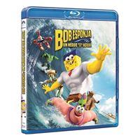 Bob Esponja: Héroe fuera del agua - Blu-Ray