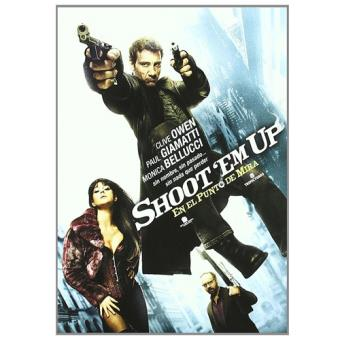 Shoot 'Em Up (En el punto de mira) - DVD