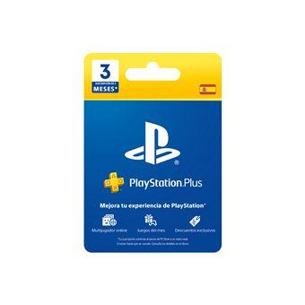 Tarjeta Suscripción Playstation Plus 90 Días