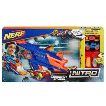 Nerf Nitro LongShot Smash Coches