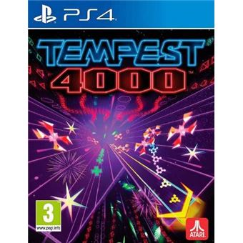 Tempest 4000- PS4