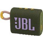 Altavoz Bluetooth JBL Go 3 Verde