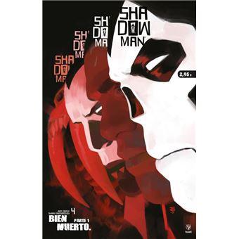 Shadowman 4 - Valiant - grapa