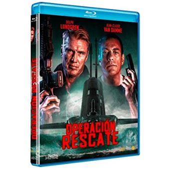 Operación rescate - Blu-Ray