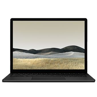 Microsoft Surface Laptop 3 13,5'' i5 8GB 256GB Negro
