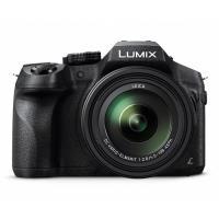 Cámara Puente Panasonic Lumix DMC-FZ300 WiFi 4K Negra