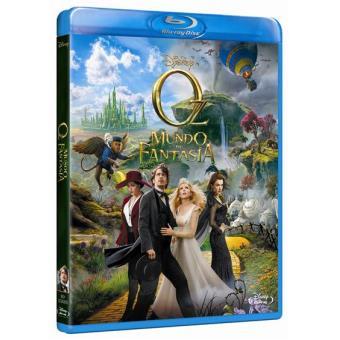 Oz, un mundo de fantasía - Blu-Ray