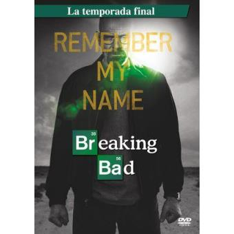Breaking Bad: La temporada final - DVD