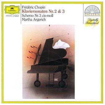 Sonatas piano Nº 2 y 3