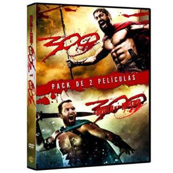 Pack 300 + 300: El origen de un imperio Ed.Limitada - DVD