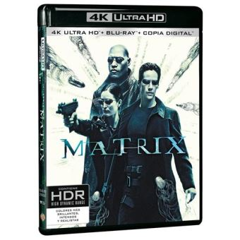 Matrix - UHD + Blu-Ray