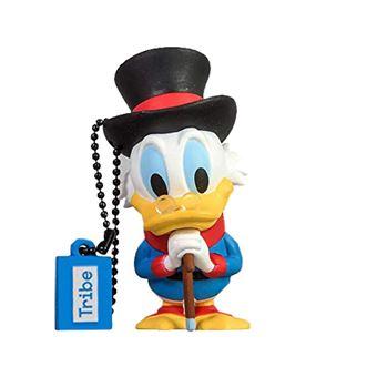 Pendrive Memoria USB 2.0 Tribe Disney Tío Gilito 16GB