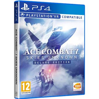 Ace Combat 7: Skies Unknown - Deluxe Edition PS4