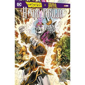 Wonder Woman/Liga de la Justicia Oscura: La hora bruja