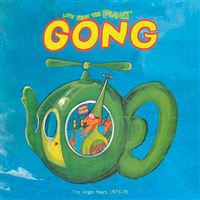 Box Set Love From The Planet Gong - The Virgin Years 1973-75 - 12 CD + DVD
