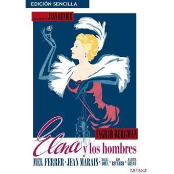 Elena y los hombres - DVD