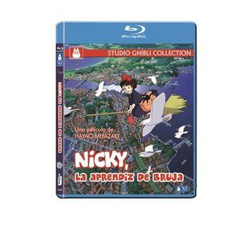 Nicky, la aprendiza de bruja - Blu-Ray