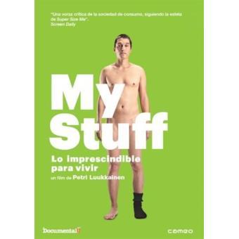 My Stuff. Lo imprescindible para vivir - DVD
