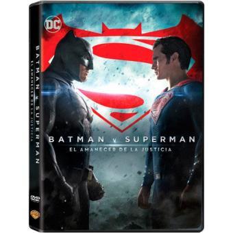 Batman v Superman: El amanecer de la justicia - DVD