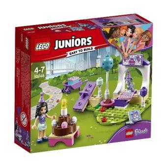 LEGO Juniors -  Fiesta de mascotas de Emma