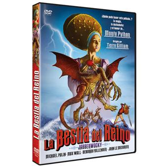 La bestia del reino - DVD