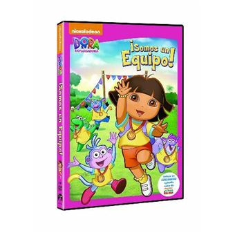 Dora la Exploradora: ¡Somos un Equipo! - DVD