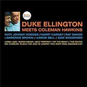Meets Coleman Hawkins - Vinilo