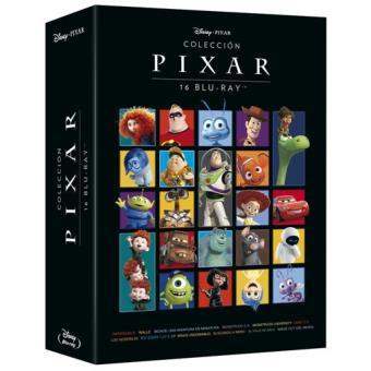 Pack Colección Pixar - Exclusiva Fnac - Blu-Ray