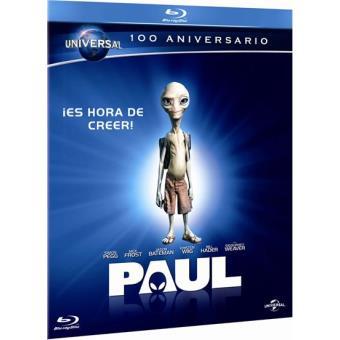 Paul - Edición Realidad Aumentada - Blu-Ray