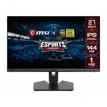 "Monitor MSI Optix MAG274R 27"" FHD Negro"