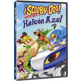 Scooby Doo y la máscara del halcón azul - DVD